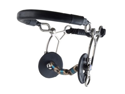 Trust Sweet Iron-hackamore combi short-waterford-16mm