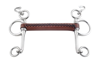 Trust leather-pelham-straight-20mm